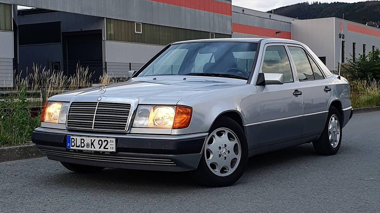 1990 Mercedes-Benz 230E w124 perfect modern classic