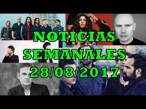 The Killers | Morrisey | M.I.A | Foo Fighters | Billy Corgan | Thom York y Jonny Greenwood