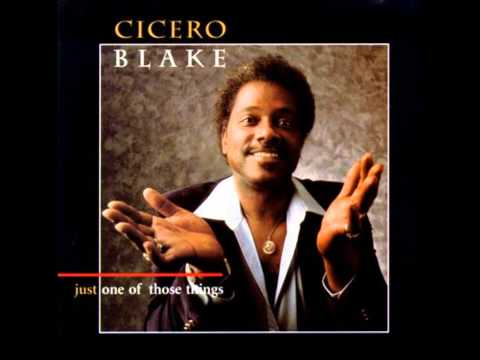 Cicero Blake - I'm Into Something