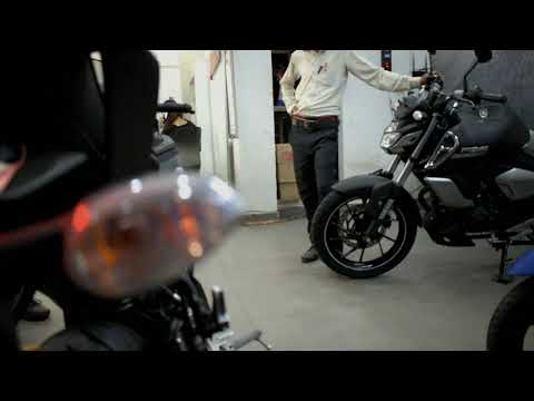 YAMAHA R15 V3.0 2021 full new video Rcing Bike in black edition