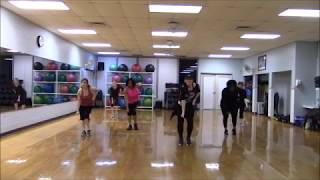 Tip Toe ~ Jason Derulo ~  Zumba®/Dance Fitness