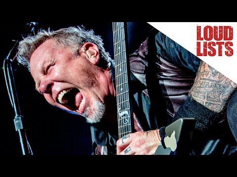 10 Unforgettable James Hetfield Moments