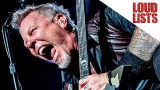 10 Unforgettable James Hetfield Moments Mp3