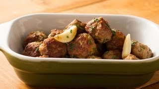Lamb Meatballs Recipe With Chef Mina & Michelle Branch
