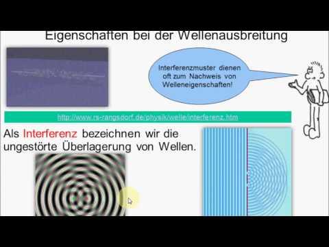 FC Physik 10 Wellen II Eigenschaften