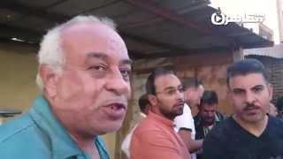 شاهد.. طوابير تموين الإسكندرية: