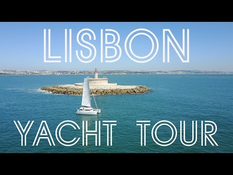 Lisbon Yacht Tour - Sailing tours in Lisbon