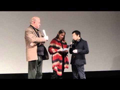 """Avant-première du film """"A Touch of Sin"""" - 9 novembre 2013"""