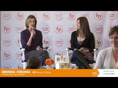 Brenda Strong: Yoga for Fertility - How it can Empower Body & Mind