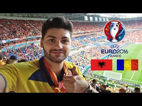 FANTASTIC FANS DISSAPOINTING TEAM - ROMANIA ALBANIA 0-1 UEFA EURO 2016 VLOG