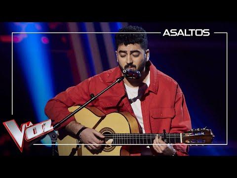 Gonzalo Alhambra canta