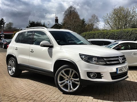 Volkswagen Tiguan 2.0 TDI BlueMotion Tech Sport  for Sale at CMC-Cars, Near Brighton, Sussex