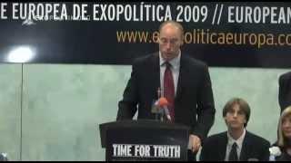 Pressekonferenz zum Auftakt des Exopolitik-Gipfels 2009