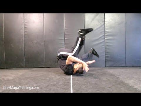 Krav Maga - Forward Roll (Preventing the Barrel Roll)