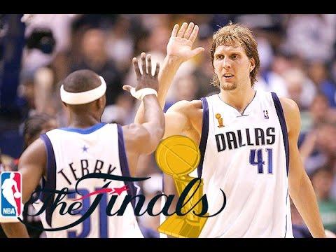 Dirk Nowitizki Full NBA 2006 Finals Highlights (HD)
