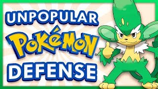 Defending Unpopular Pokemon