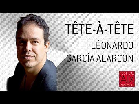 TÊTE À TÊTE AVEC LEONARDO GARCÍA ALARCÓN