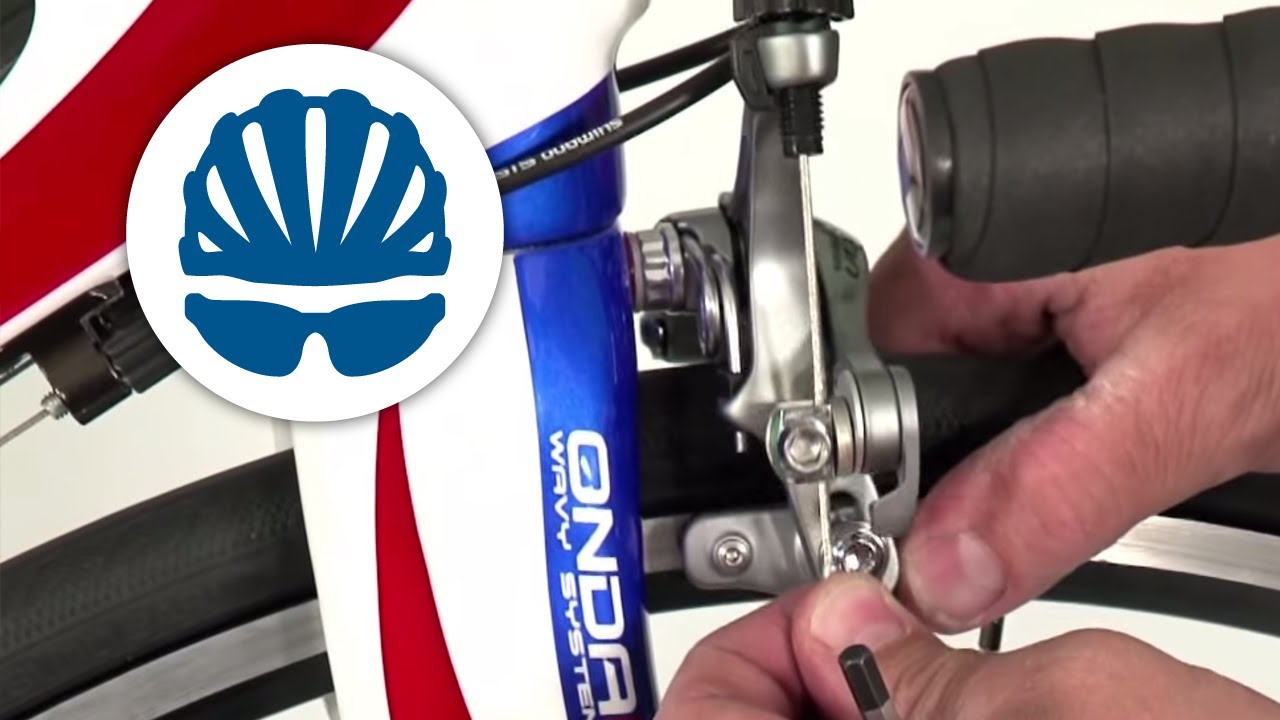 1e4551b9fcd How to tune your brakes and gears - YouTube