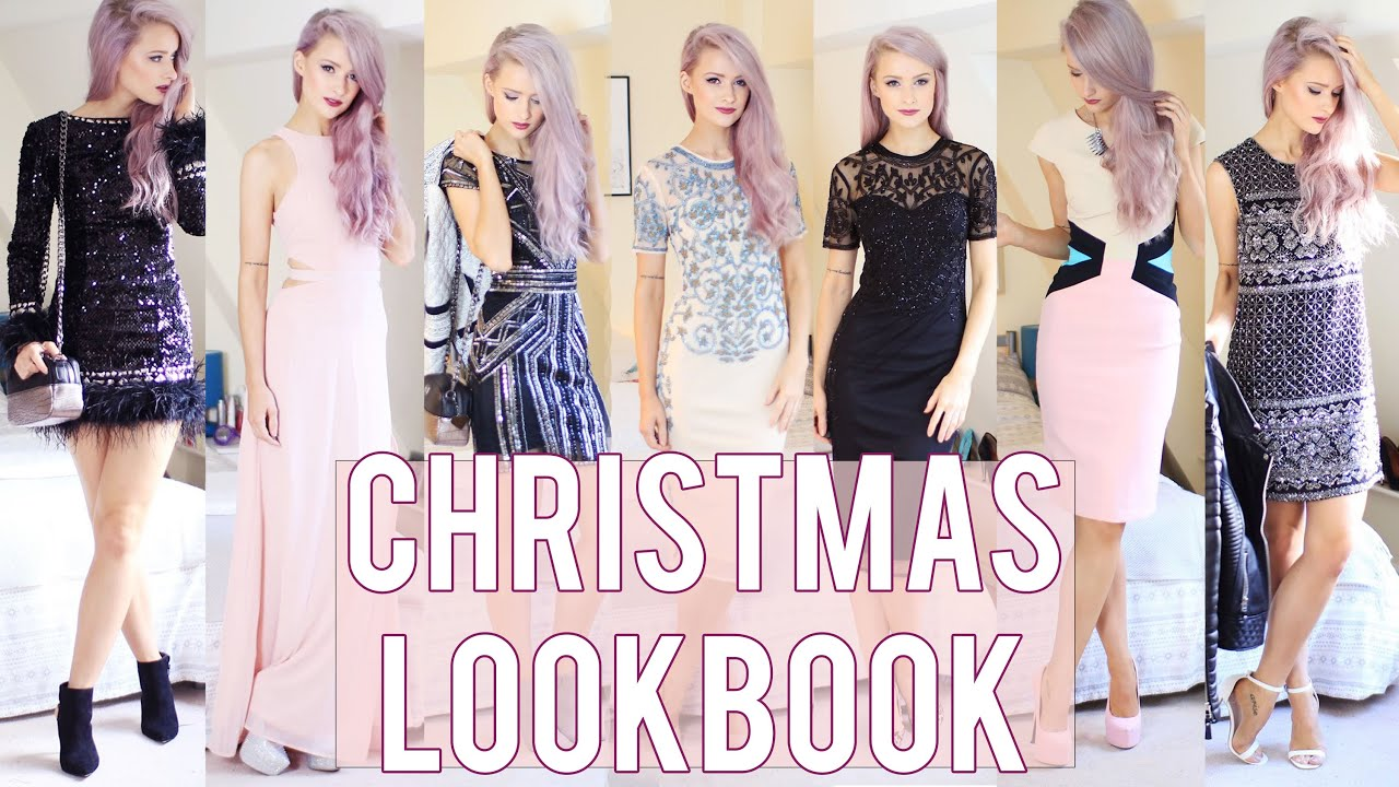 bf41797e62 Christmas Dresses Lookbook