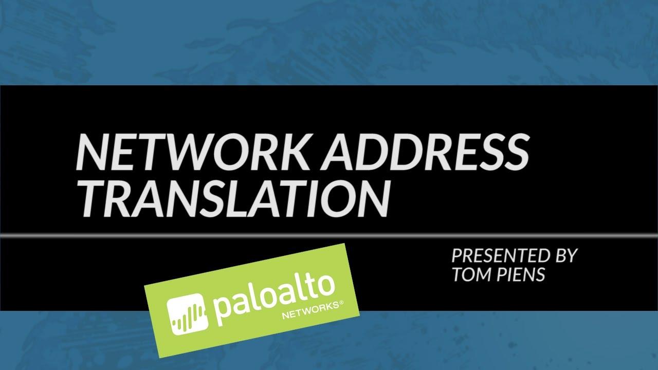 Tutorial: Network Address Translation
