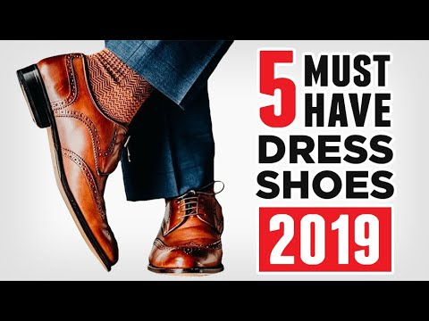 f148b9e28156b Click Here To Watch The Video – 5 Men's Shoe Must Haves 2019 | AMAZING  Shoes Every Guy Should Own