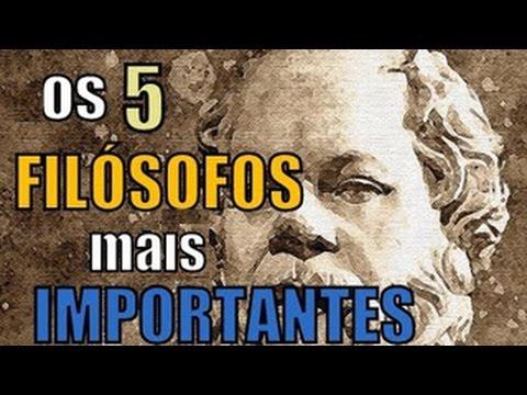 5 Grandes Filósofos Para Sua Redação De Sucesso No Enem 2017 Youtube
