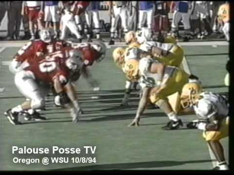 (WSU) Palouse Posse vs. Oregon Ducks