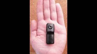 Spy Camera Tiny Mini DV MD80 In Depth Review And Instructions