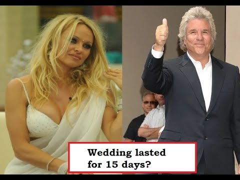 It's Over For Pamela Anderson And Husband Jon Peters, 12 Days After Wedding