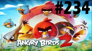 Angry Birds 2-Misty Mire Level-234 Three Star Walkthrough