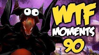 Dota 2 WTF Moments 90