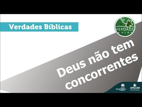 0676 – DEUS NÃO TEM CONCORRENTES