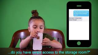 Kids React to Texting