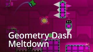 Geometry Dash Meltdown - познакомит вас с болью и страданиями