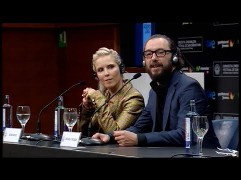 Press Conference ''La Entrega / The Drop'' (S.O) - 2014