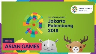 THIS IS ASIAN GAMES