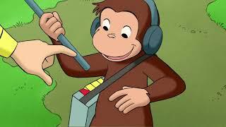 看不见的噪音 🐵 好奇的喬治 🐵Curious George Chinese 🐵第1季 🐵动画片 🐵卡通 🐵动画 🐵Cartoon 🐵Animation