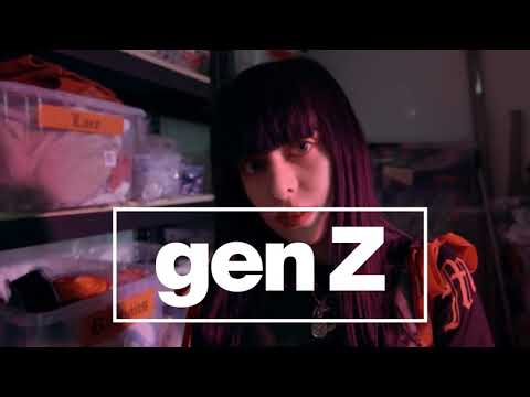 Gen Z: TV Idents Network Branding