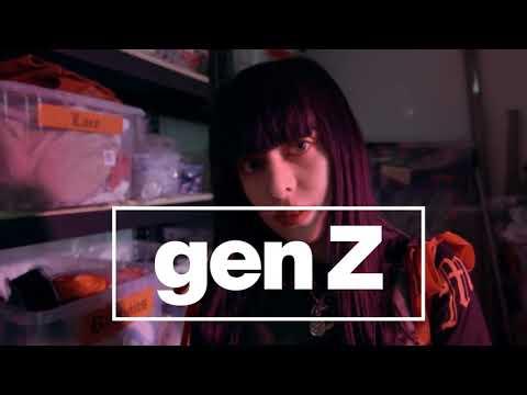 Gen Z: TV Idents Network Branding