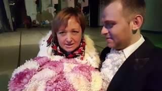 Встреча с Аллой Ковальчук после спектакля