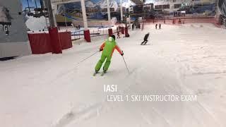 IASI Level 1 Ski Instructor | Ski Definition