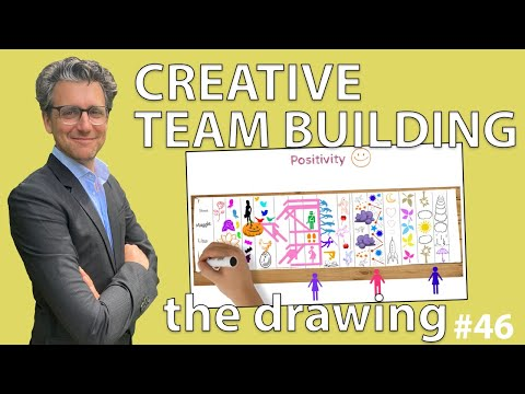 Creative Team Building – The Drawing #46