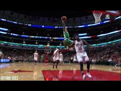 Terry Rozier R1G3 Highlights vs Chicago Bulls (11 pts)
