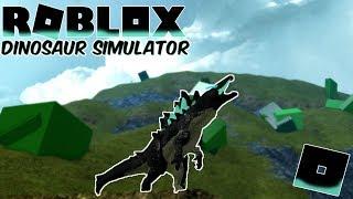 Roblox Dinosaur Simulator - The Fall Of Godzilla (Godzilla King Of The Monsters Month)