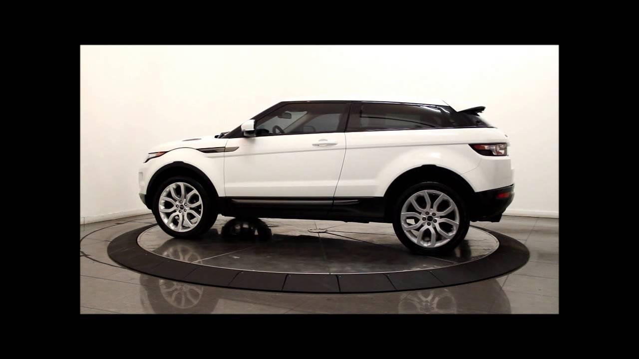 2017 Land Rover Range Evoque Pure Premium 2 Door Suv