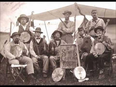 2nd South Carolina String Band - Old Folks at Home (Swanee River)