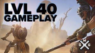 Assassin's Creed Origins - LVL 40 Endgame Impressions & Gameplay