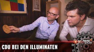 Peter Tauber opfert Rezos Kopf auf dem Altar! ESCAPE! mit Lutz van der Horst