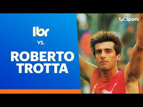"""Líbero VS Roberto Trotta   """"Bilardo es fútbol, Menotti es una gran mentira"""" - TyC Sports"""