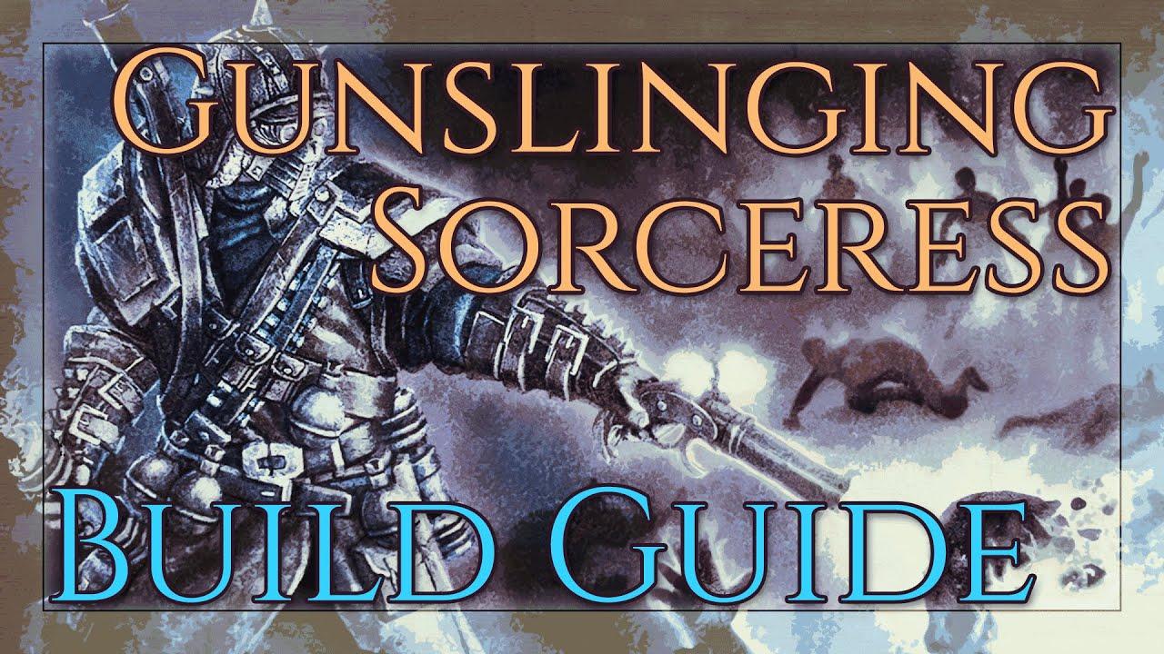 Grim Dawn Build Guide // The Gunslinging Sorceress (or Sorcerer ...